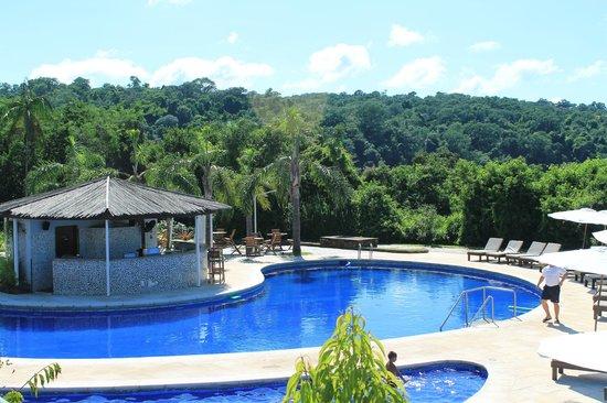Sheraton Iguazu Resort & Spa : pileta del sheraton iguazu