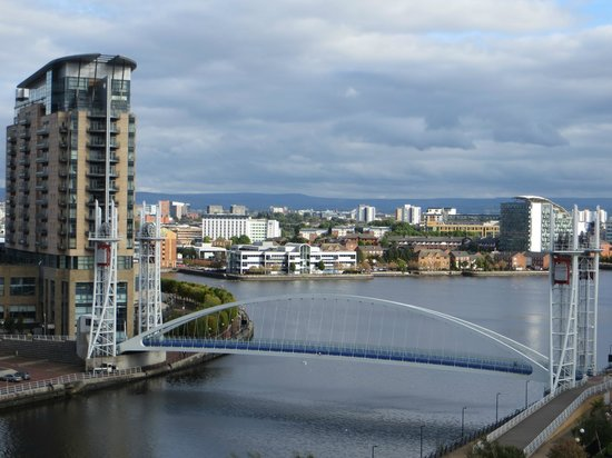 Manchester Ship Canal : Just a wonderful trip