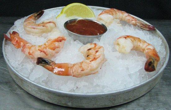 Legal C Bar: Shrimp Cocktail
