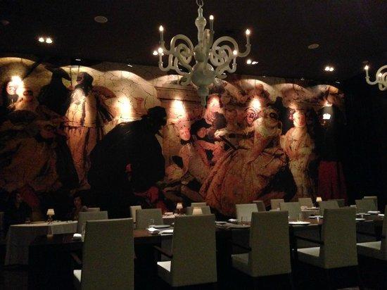 Paradisus Playa del Carmen La Perla : Restaurant ''Passion''