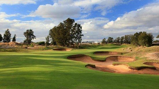 Glenelg Golf Club: 15th Fairway