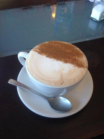 Point Break Backpackers: Best chai latte