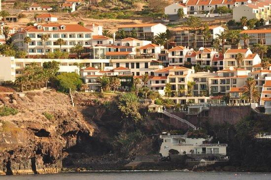 Hotel Cais da Oliveira: vista dalla nave