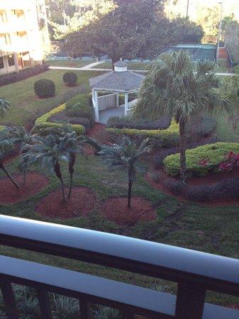 Wyndham Lake Buena Vista Disney Springs Resort Area: Vista al gazebo