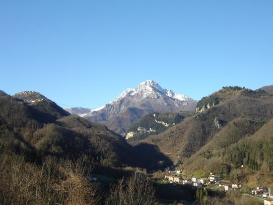 Albatrello: monte Pania