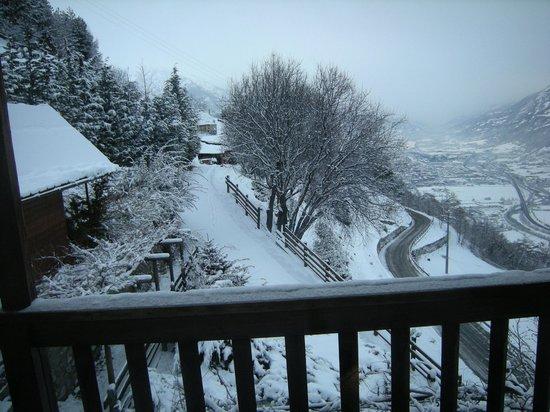 Agriturismo B&B L'Arc en Ciel : Inverno a l'Arc en Ciel