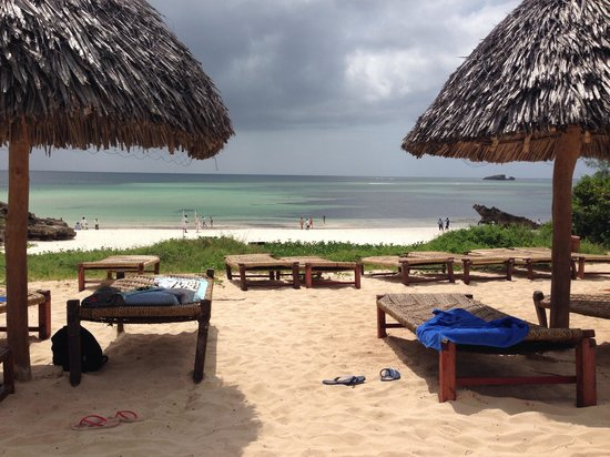 Garoda Resort : Spiaggia
