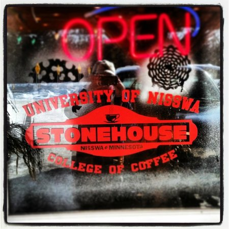 StoneHouse Coffee & Roastery: Best coffee house in Nisswa