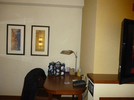 Hyatt Place Jacksonville Airport: Desk