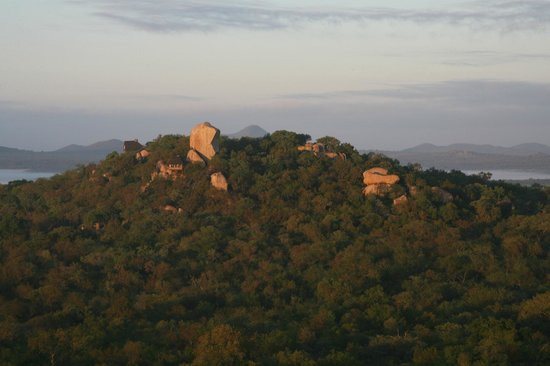 Kwa Madwala Private Game Reserve: View of the reserve