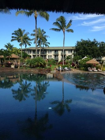 Westin Princeville Ocean Resort Villas: Magnificent Pool at the Westin Princeville Resort