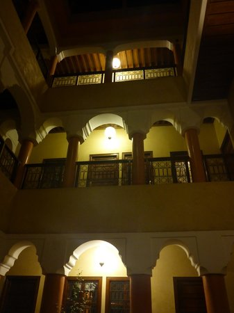 Hotel Cecil Marrakech: the riad