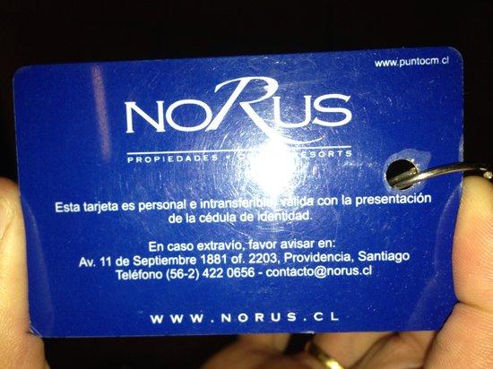 Norus Apartments Las Condes: Apartamento em santiago