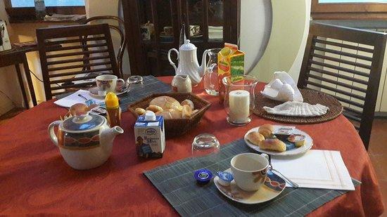 Casa Toss Bed E Breakfast: normale
