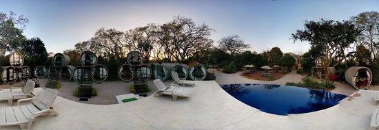 Tubohotel: Panorama