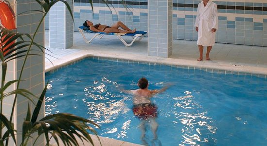 Tropic Park: piscine interieure