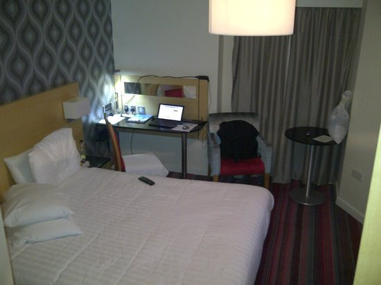 Holiday Inn Newcastle - Jesmond: room 247