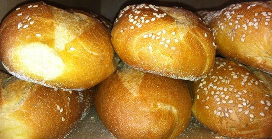 Sorrento's: Golden loaves