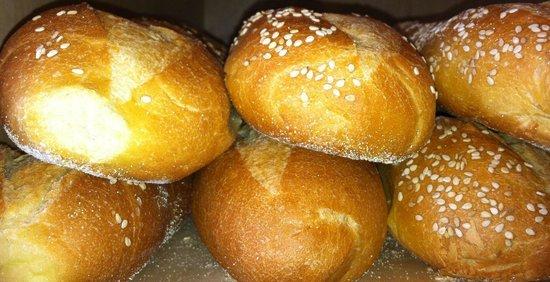 Sorrento's : Golden loaves