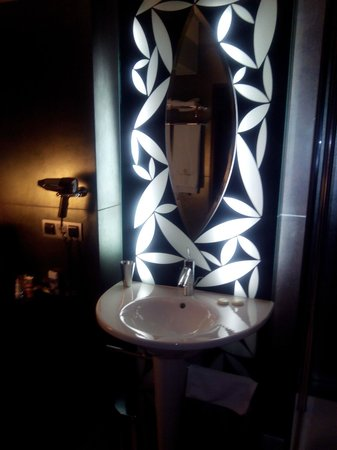 Hotel Wentzl: Bathroom