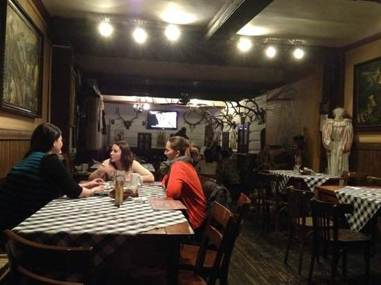 Slovak Pub : Panoramic view for the 3 room
