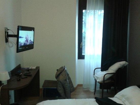 Nuovo Albergo Italia : camera