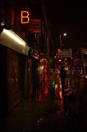 Bunsen: On Wexford Street
