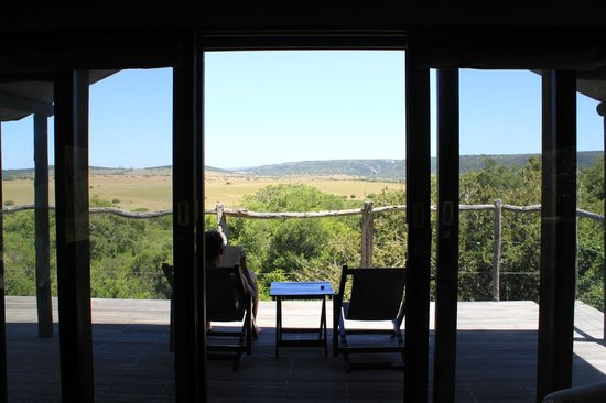 HillsNek Safaris, Amakhala Game Reserve: Such a great way to unwind