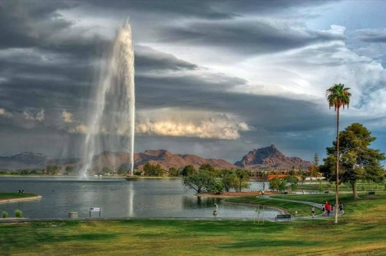 Lexington Hotel & Suites - Fountain Hills / North Scottsdale: Outside View