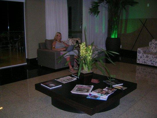 Wyndham Golden Foz Suites: sala de espera