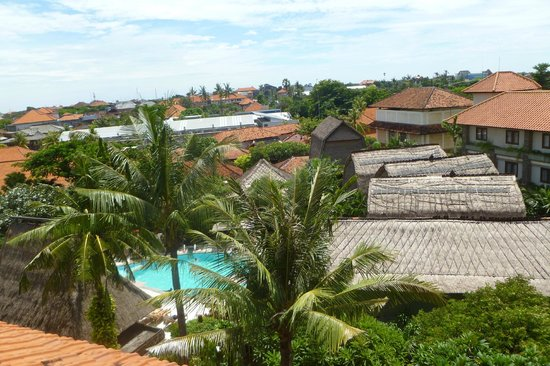 Ramayana Resort & Spa: View from business center