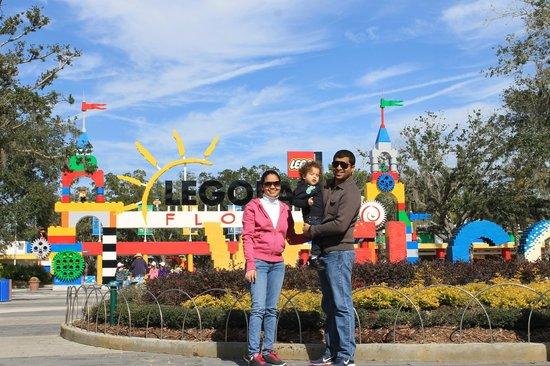 Legoland Florida Resort: Legoland park