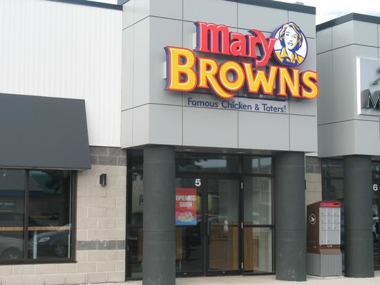 Mary Browns 1909 Mountain Road Moncton NB - Picture of ...