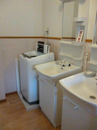 Minshuku Torokko No Yado : 自由に使える洗濯機