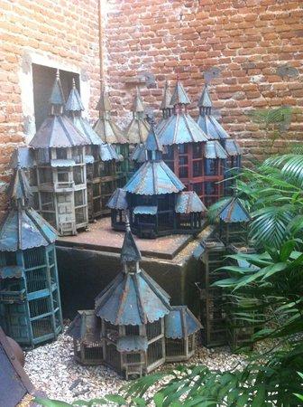 La Alondra : Jardin