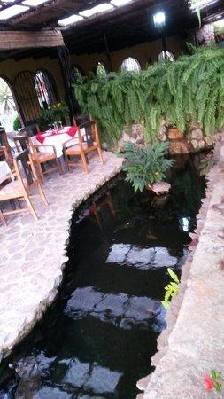 Hotel Rincon Vallero: Area del restaurante Rincon Vallero