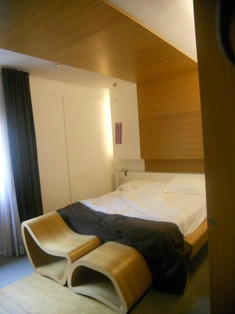 Montaperti Hotel: camera