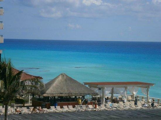 Golden Shores Crown Paradise : Praia, mar maravilhoso