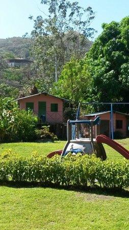 Hotel Rincon Vallero: Espacio de juego para los niños