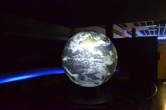 Aquarium Finisterrae: planeta