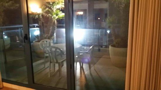 Mercure Tel-Aviv City Center: terrazza
