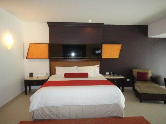 Hard Rock Hotel & Casino Punta Cana: Cama ótima