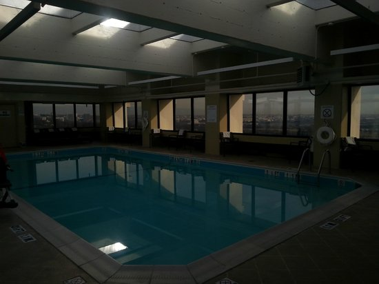 Sheraton Pentagon City Hotel : Hotel pool