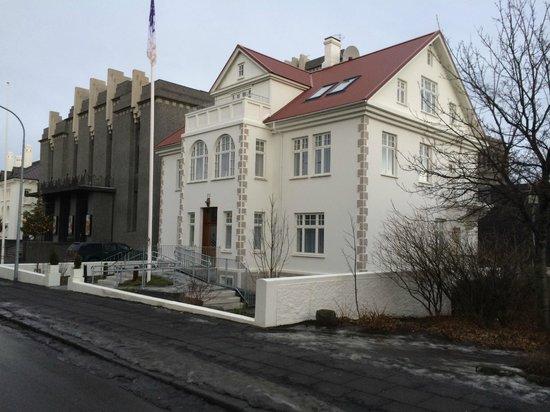 Reykjavik Residence Hotel: Hotel