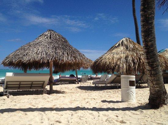 The Reserve at Paradisus Punta Cana : The beach