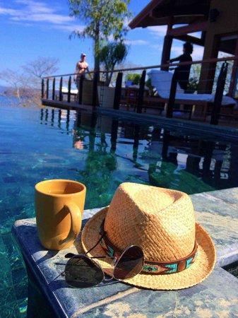 Four Seasons Resort Costa Rica at Peninsula Papagayo: View from Pool at Casa la Luna