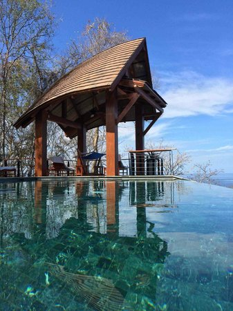 Four Seasons Resort Costa Rica at Peninsula Papagayo : Casa la Luna Pool Area