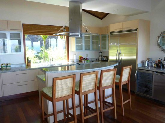 Four Seasons Resort Costa Rica at Peninsula Papagayo: Kitchen at Casa la Luna