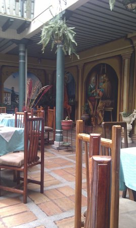 Hotel Principe: everything a fantasy of the old South America can come up with