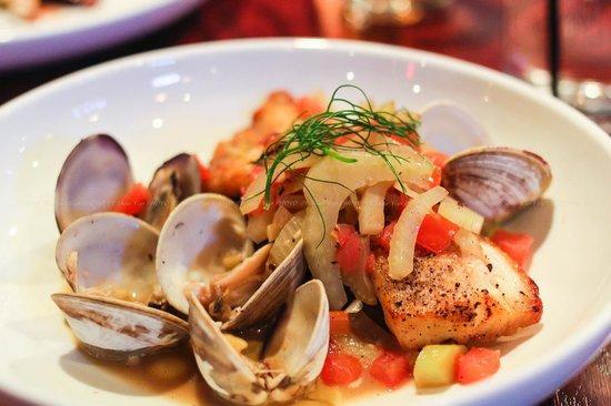 Table 9 : seafood